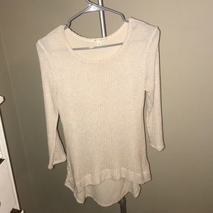 Francesca's knit top